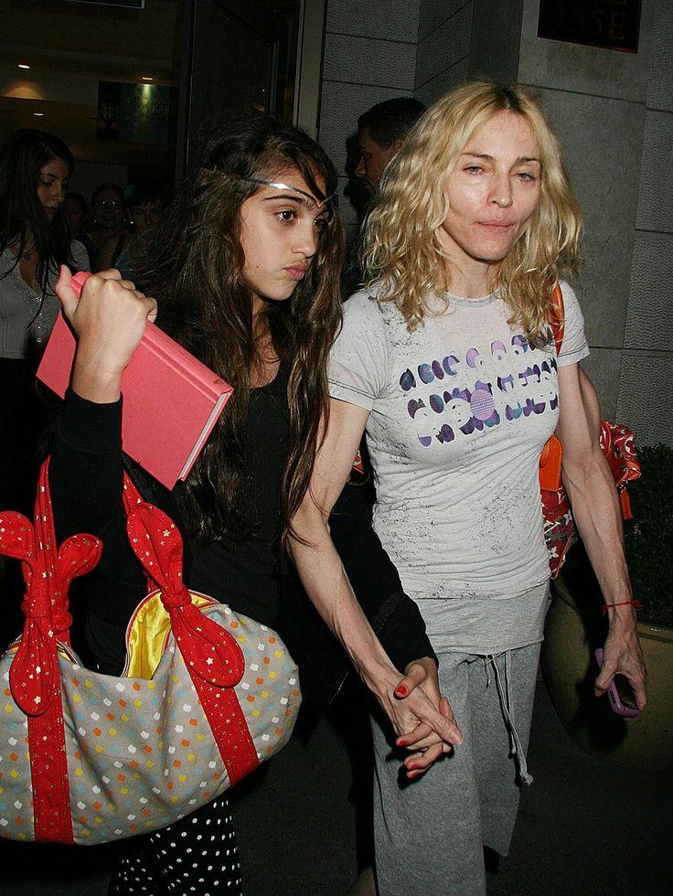 Lourdes Leon And Madonna Photo Posh24 Com Hair And