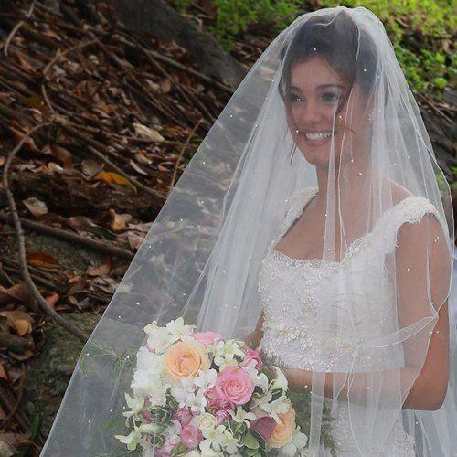 Veja as fotos do casamento de Sophie Charlotte e Daniel de Oliveira