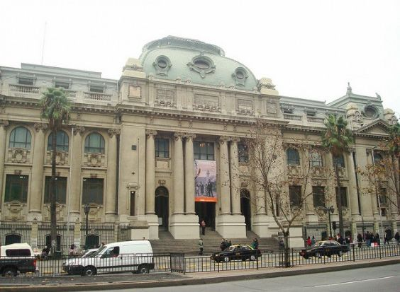 The National Library of Chile  http://mentalfloss.com/article/51788/62-worlds-most-beautiful-libraries