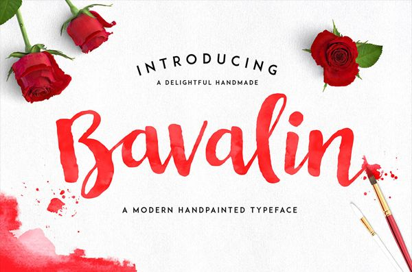 159 Amazing Custom Fonts for Designers - #customfonts #deal #fonts #typeface #handwrittenfonts #brushfonts #graphicdesign