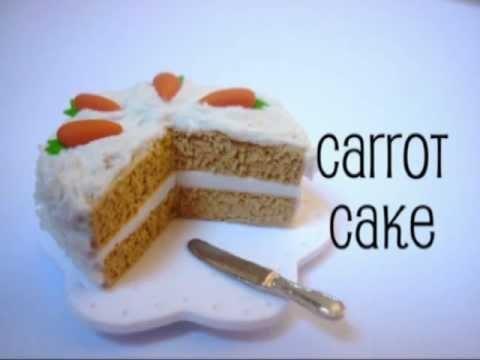 Carrot Cake tutorial - Torta di carote