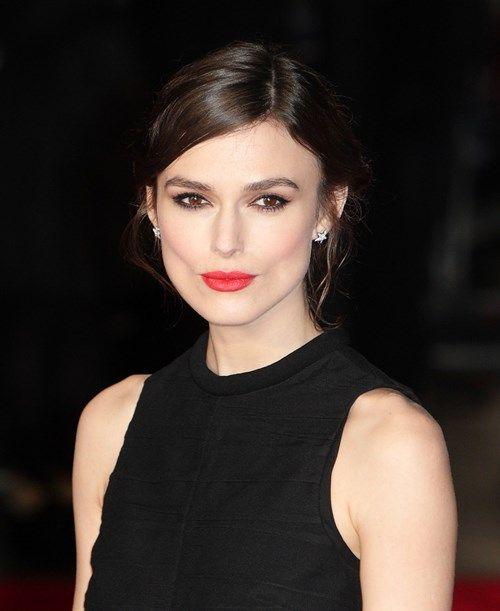 Keira Knightley: The very thought of a diet makes me want chips and ice cream | keira knightley