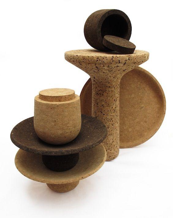 Antoine Phelouzat : Cork Series - MUUUZ - Architecture & Design
