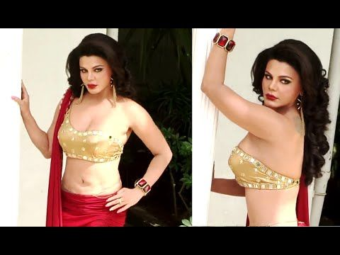 WATCH Rakhi Sawant's UNSEEN saree photoshoot video. (18+) See the full video at : http://youtu.be/lNYhiN7b1tw #rakhisawant