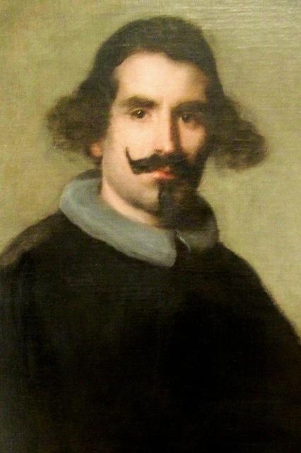 Diego Velasquez, Autoportrait by magika42000, via Flickr