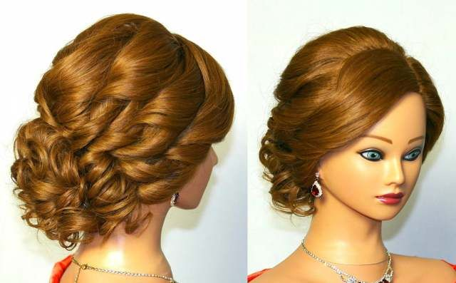 Best 25 Winter Wedding Hairstyles Ideas On Pinterest: Best 25+ Loose Curly Updo Ideas On Pinterest