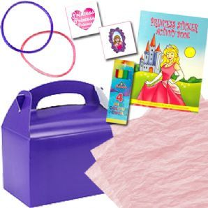 Girls Party Gift Box - PGB012