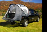 A good idea for camping or just getting out of town. and a bit better than sleeping on the ground.
