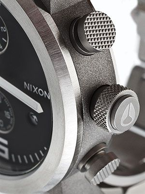 the #Nixon Ride SS #Watch in #Black $499.99