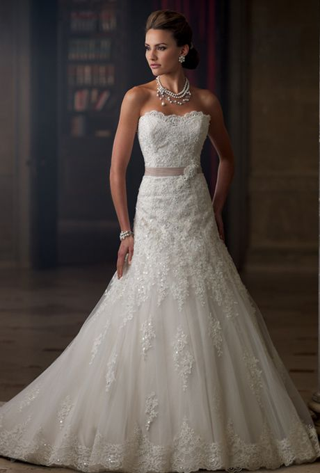 76 best images about Wedding Dress on Pinterest | Illusion ...