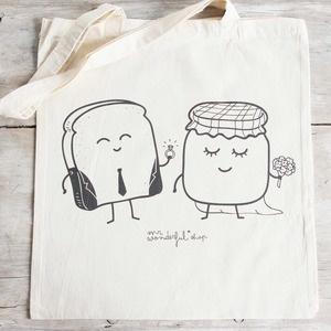 Bolsas de tela de Mr Wonderful. Things We Love.