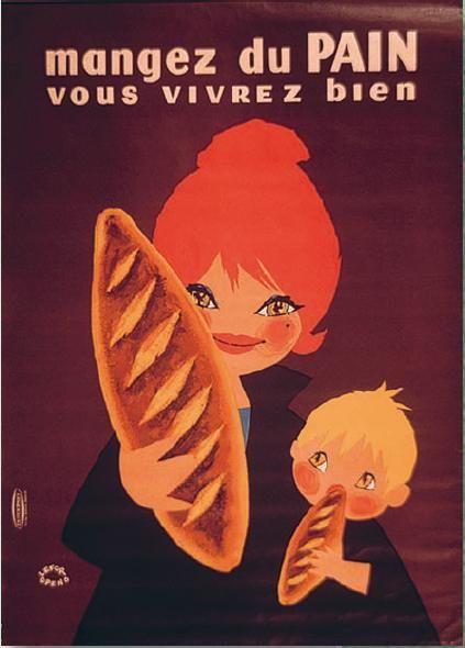 Mangez du pain by Openo LEFOR