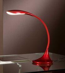 Lampade da tavolo LED : Modello SWAN rosso