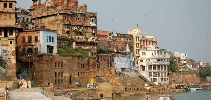 Viaje de novios a India Romántica - Benares. #ViajeDeNovios #LunaDeMiel #India