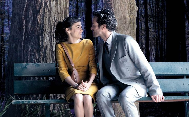 Michel Gondry, master of cinematic bricolage, meets Boris Vian's cult novel Froth on the Daydream, and the result is Mood Indigo starring Audrey Tautou and Romain Duris.