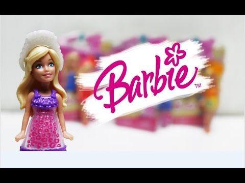 Barbie Birthday Series Desember - Mini Barbie Doll Series - Pi n' Mo