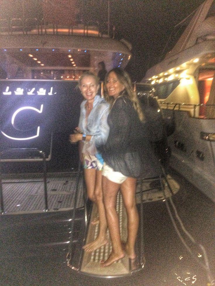Erika Berretta & Nicoletta Farina   Yacht Level C