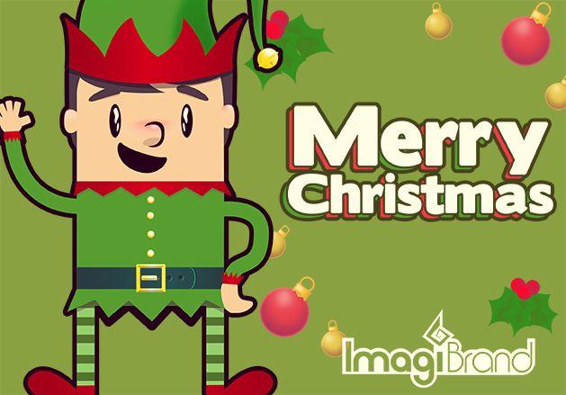 Enjoy your X-Mas Eve! Last chance to be good! —   #imagiBrand