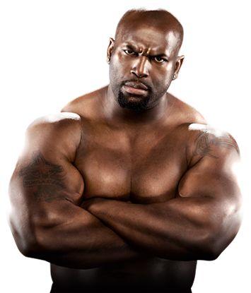 WWE'12 Ezekiel Jackson