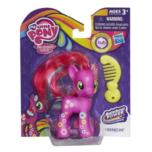 My Little Pony Rainbow Power Basic Cheerilee
