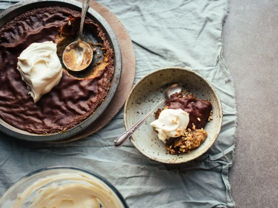 Old Fashioned New England Indian Pudding Recipe - Food.com