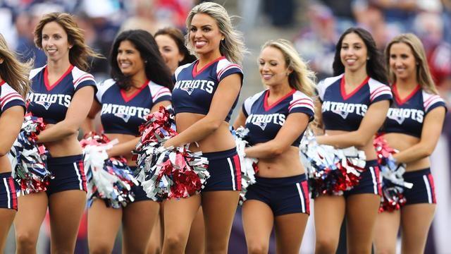New England Patriots Cheerleaders Roster For Superbowl Liii 2019 Instagram Photos