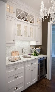 beautiful butler's pantry for mom and dad @susantotten