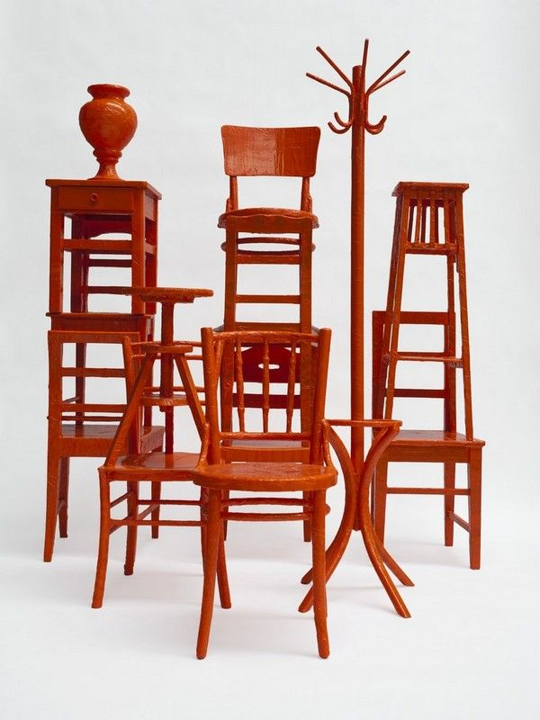 Repurposed Furnishings Collection Not So Fragile By Means Of