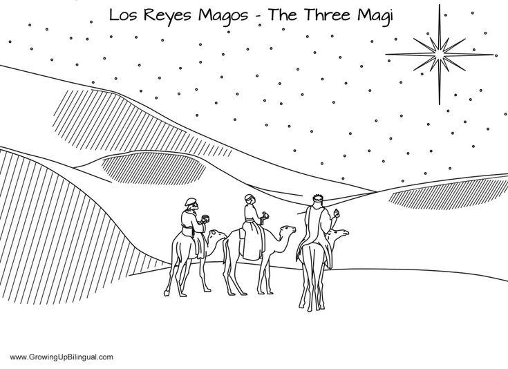 12 best Dia de Reyes Three Kings Day images on Pinterest