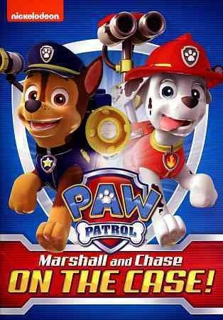 PAW PATROL:MARSHALL AND CHASE ON THE