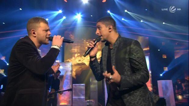 "Tay Schmedtmann feat. Andreas Bourani: ""Eisberg"" - The Voice of Germany - The Voice of Germany"