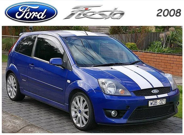 Ford Fiesta 2008 Manual De Taller Carros