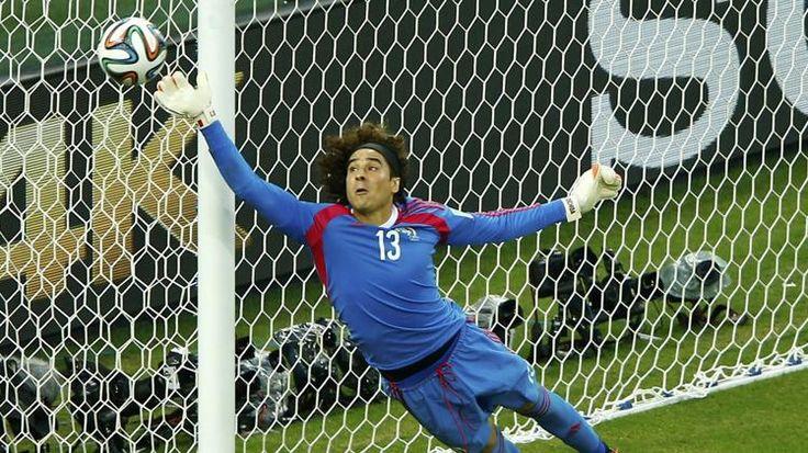 Guillermo Ochoa unveils long-awaited goalkeeping masterpiece against Brazil