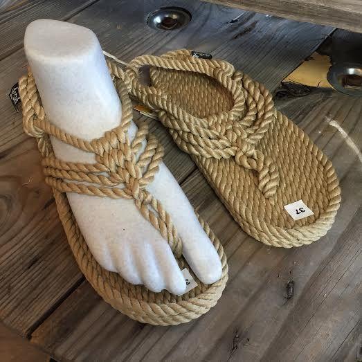 Nomadic Rope Sandals: Jester - Nicaragua