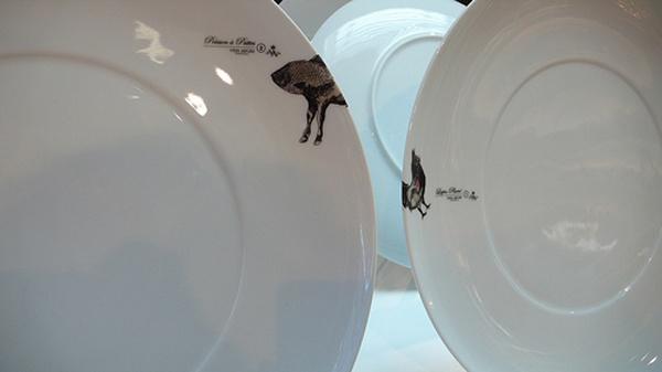 ANIMALS / for Vista Alegre / Porcelain collection/ Portugal // 2010 by Sam Baron