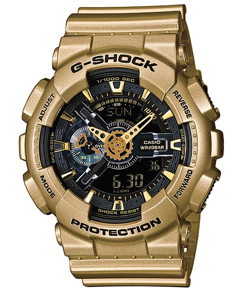 Jan 2015 GA-110GD-9BJF - 製品情報 - G-SHOCK - CASIO