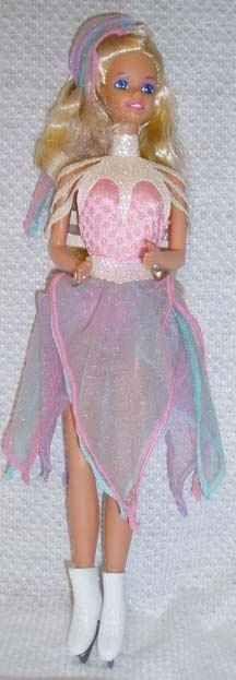 Ice Capades Barbie - I loved this Barbie!