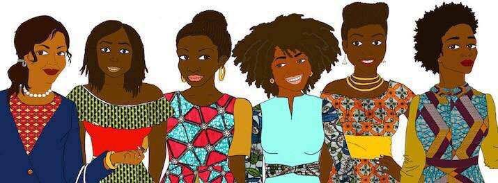 Mulherismo africana.