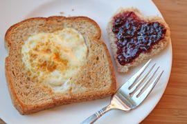 breakfast for vday