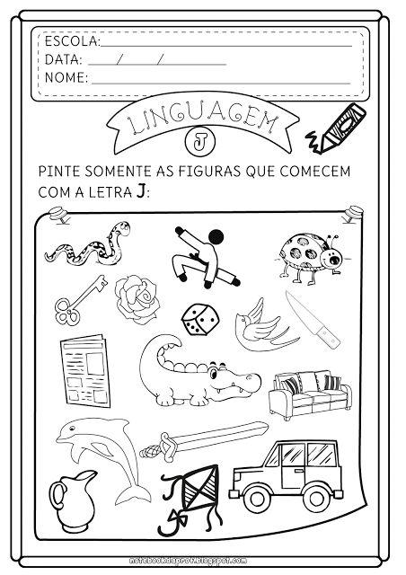 Notebook da Profª: Alfabetização