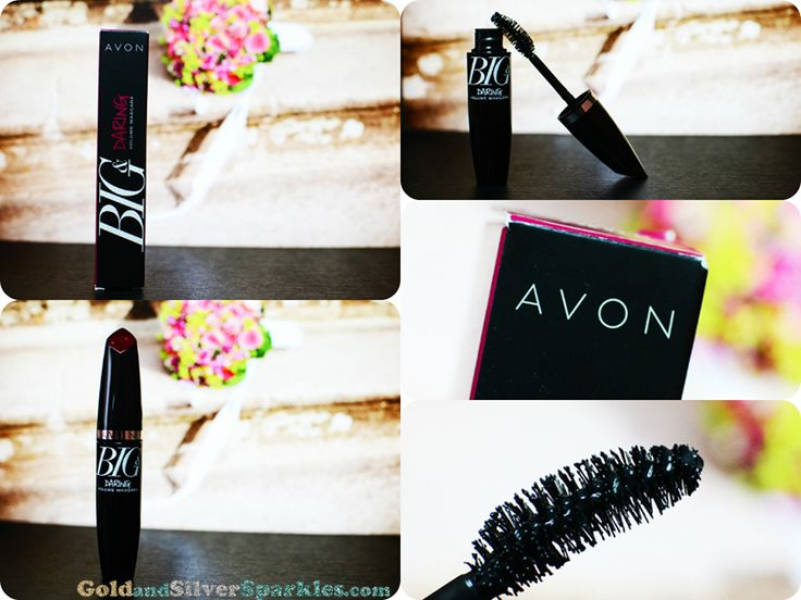 Review: Avon BIG&Daring Mascara #avon #mascara #reviews #beautyreview