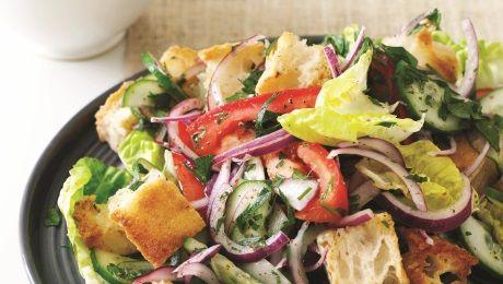 Panzanella, Italian Bread Salad