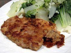 Breaded Pork Cutlets Recipe - Southern.Food.com: Food.com