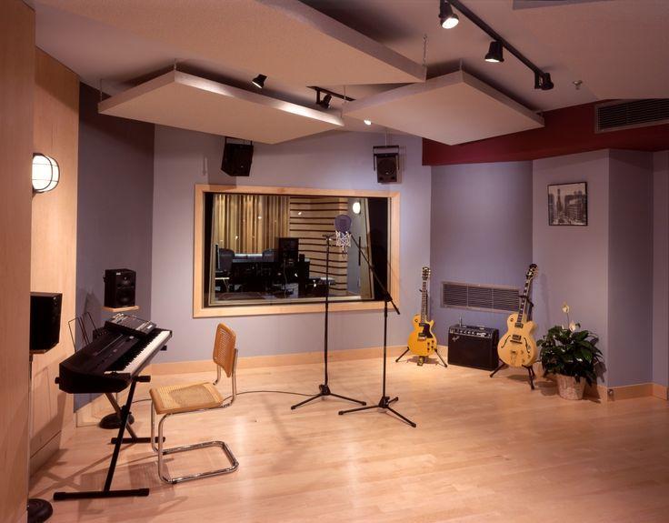 Rec Quartos, Design Fotos, Home Studio Setup, Studio Setups, Design  Recording, Recording Studios, Fm Design, Studio Designs, Music Room