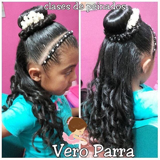 Clases de peinados infantiles en medellin ...3137560516  #peinadosparaniñas #peinadostejidos #peinadoslindos  #peinadosnovedosos #peinadosombrero #peinadosparaprimeracomunion #crespos #veropeinados