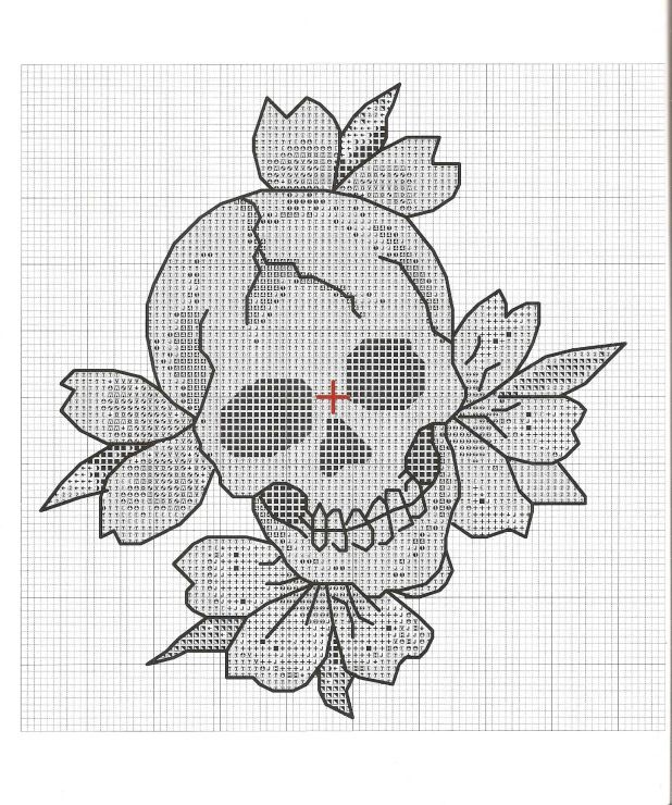 Blooming Skull 2/2