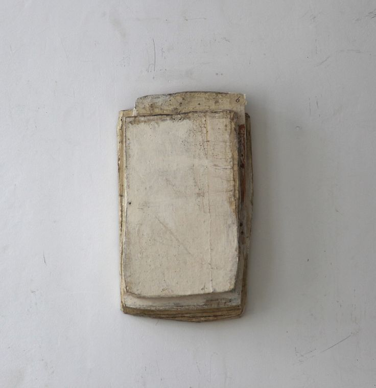 Lawrence Carroll @ minimal exposition  untitled, stack painting 1991