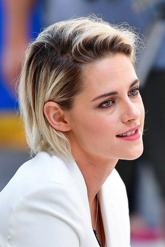 Kristen Stewart - Blonde Bob