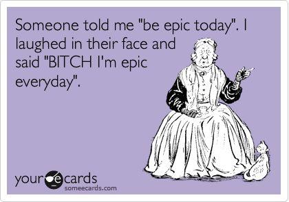 SO very true!!: Aunt