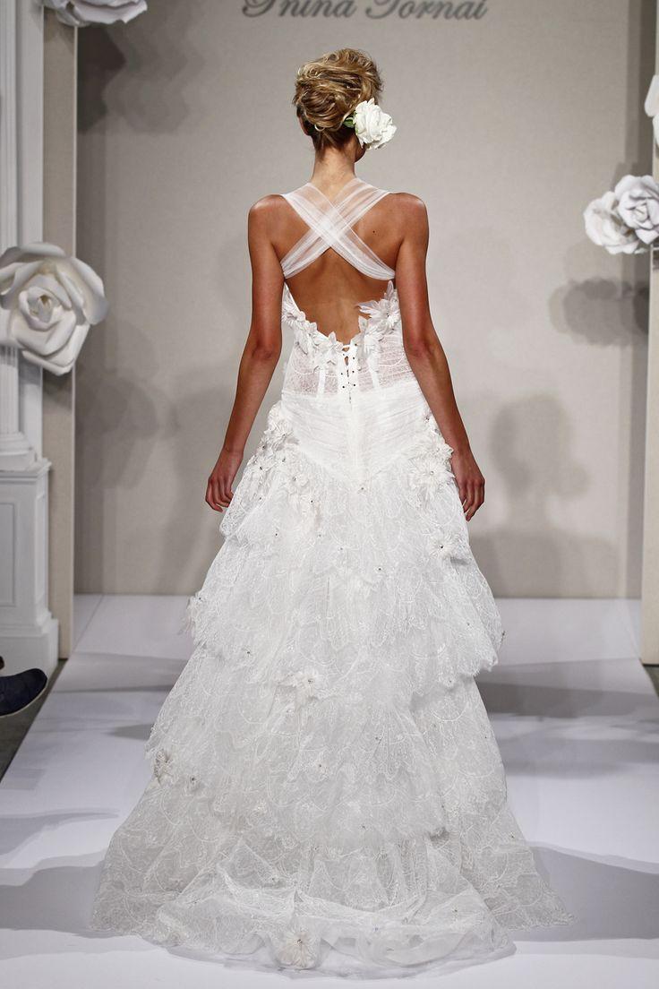 41 besten Pnina Tornai Wedding Dresses Bilder auf Pinterest ...
